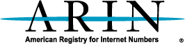 global it Arin registered