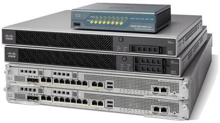 Cisco ASA-X firewall